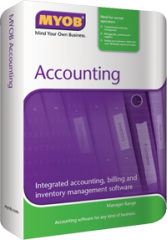MYOB Accounting V18 Software