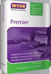 MYOB Premier V12 Multi User