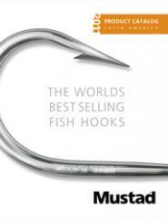 Hooks fish perfect