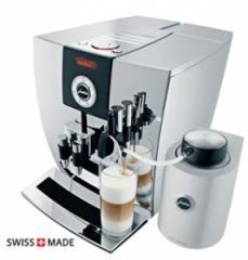 Coffee Machine, Impressa J9 chrome
