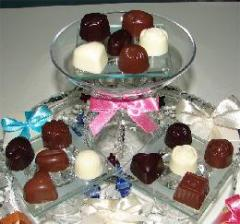Luxury Handcrafted Chocolates