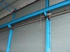 Heavy and Light Duty Roller Shutters
