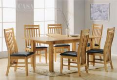 Zenith Extension Dining Set