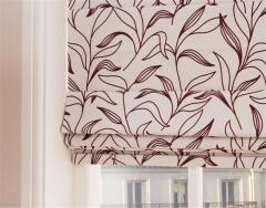 Designed Roman Blinds
