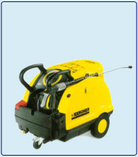 Hot Water High-pressure Cleaners, HDS 558C Eco/HDS