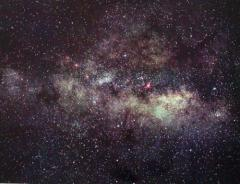 Poster, The Milky Way
