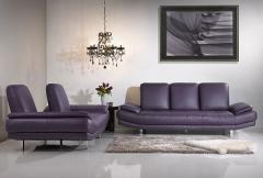 Contemporary Range Of Leather Sofa