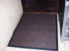 Bi-Level Ribbed Style Floor Mat