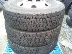 Truck tyres and LT