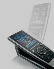 Touchscreen Remote Control, Philips Pronto