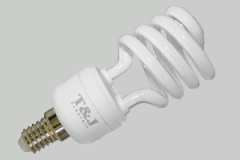 Energy Saving Lamps, T&J