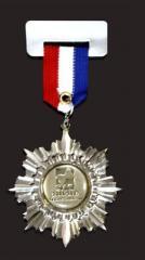 Medal, Pewter Series