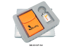 Name Card Holder & Keychain