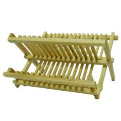 Folding Plate Rack