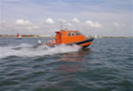 Marine Fire Protection System
