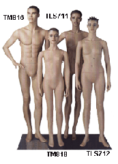 Family's Mannequins
