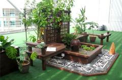 Garden For Offices
