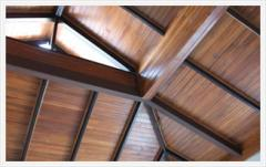 Timber Strip Ceiling
