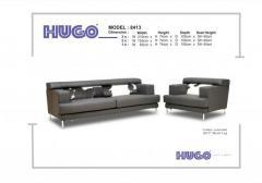 Leather Sofa 8413