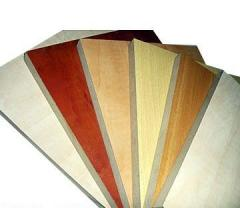 Tropical Mix Wood Plain Particleboard