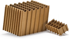 Corrugated Box Components and Dunnage