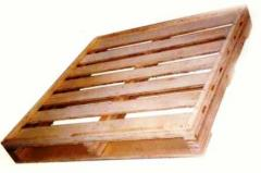 Two-Way Entry Pallets