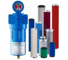 Compressed Air Filters and Elements