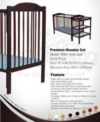 Premium Baby Cot