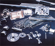 Nickel Chrome Plated Products
