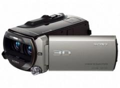 Sony Handycam® Camcorder HDR-TD10E - Flash /