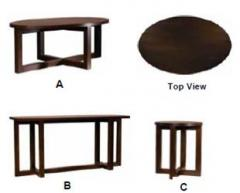 Nico Series Wooden Tables