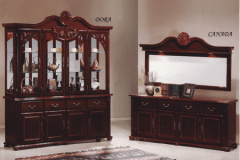 Curio Living Room Furniture