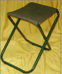 Foldable and Stackable Chair