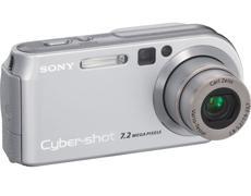 Sony DSC P200 digital Camera