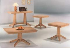 Coffee, Console, End Table & Square Table