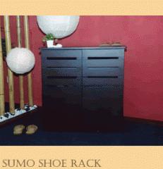 Sumo Shoe Storage
