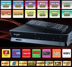 Hi-Definition Media Player, Noontec MovieHome V9