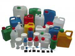High Molecular HDPE bottles