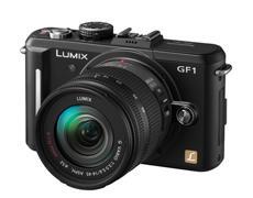 Panasonic Lumix DMC GF1 Camera