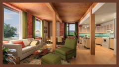 Wood Furniture Components