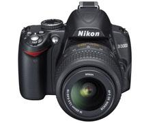 Nikon DSLR  D3000 Camera