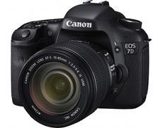 Canon EOS 7D Kit II DSLR Camera