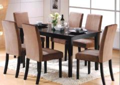 Five piece dining room sets