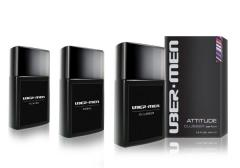 Attitude Parfum (Player, Rebel, Clubber)