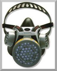 Single Cartridge Respirator, AOSafety 50152
