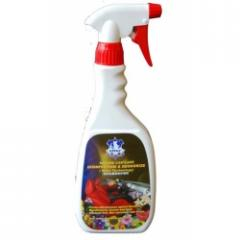 Disinfection & Deodorize