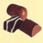 Almond Nut Chocolate Candies