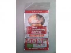Fire Extinguishing Sachet, Bonex