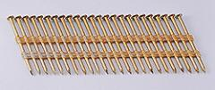 Round Head Plastic Collated Strip Nails