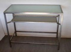 Custom-made Steel Furniture